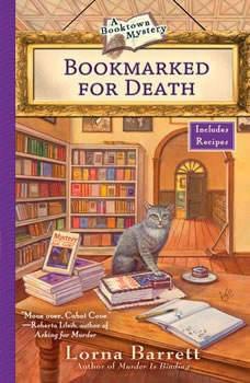 Bookmarked for Death, Lorna Barrett