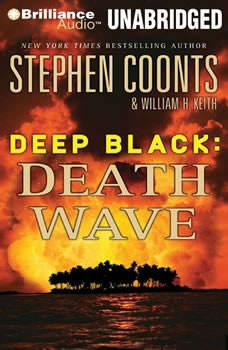 Deep Black: Death Wave, Stephen Coonts