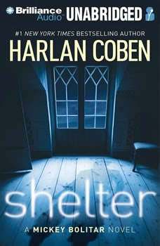 Shelter: A Mickey Bolitar Novel, Harlan Coben