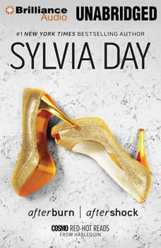 Afterburn & Aftershock: Cosmo Red-Hot Reads from Harlequin, Sylvia Day