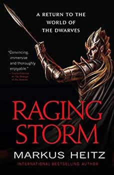 Raging Storm, Markus Heitz