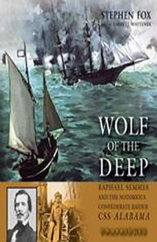 Wolf of the Deep, Stephen Fox