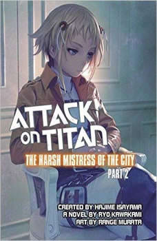 Attack on Titan: The Harsh Mistress of the City, Part 2, Ryo Kawakami