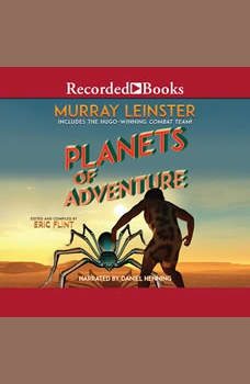 Planets of Adventure, Murray Leinster
