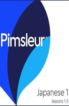 Pimsleur Japanese Levels 1-5 MP3: Learn to Speak and Understand Japanese with Pimsleur Language Programs, Pimsleur