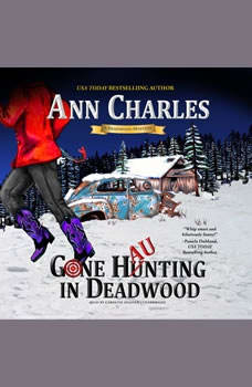 Gone Haunting in Deadwood, Ann Charles