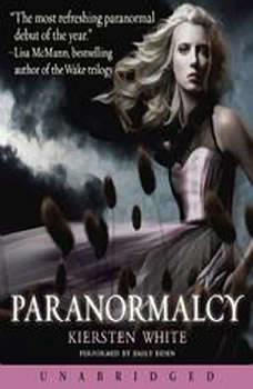 Paranormalcy, Kiersten White