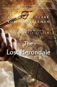 The Lost Herondale, Cassandra Clare
