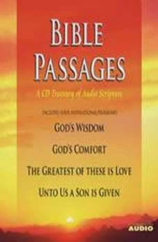 Bible Passages: A Cd Treasury of Audio Scripture, Various
