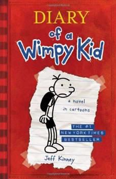 Diary of a Wimpy Kid, Jeff Kinney