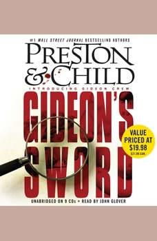 Gideon's Sword, Douglas Preston