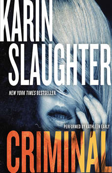 Criminal: A Novel A Novel, Karin Slaughter
