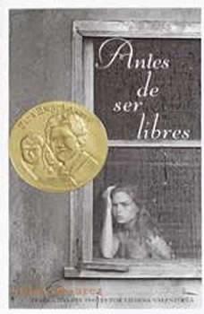 Antes de Ser Libres, Julia Alvarez