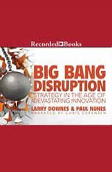 Big Bang Disruption: Strategy in the Age of Devestating Innovation, Larry Downes