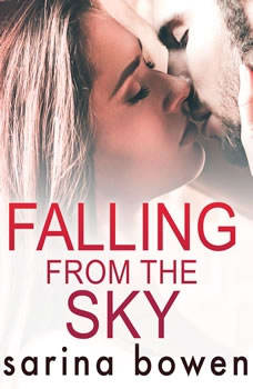 Falling From The Sky (Gravity Book 2) , Sarina Bowen
