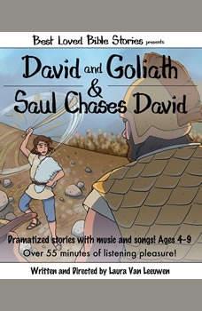 David and Goliath & Saul Chases David, Laura Van Leeuwen