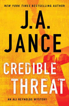 Credible Threat, J.A. Jance