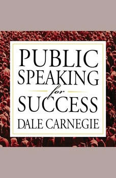 Public Speaking for Success, Dale Carnegie