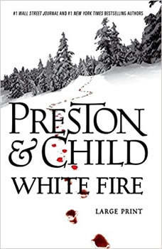 White Fire - Booktrack Edition, Douglas Preston