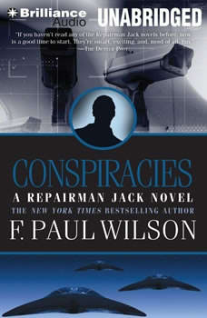 Conspiracies: A Repairman Jack Novel, F. Paul Wilson