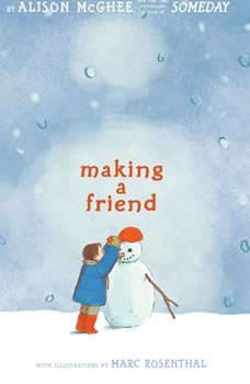 Making a Friend, Alison McGhee