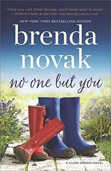 No One but You: Silver Springs, #2, Brenda Novak