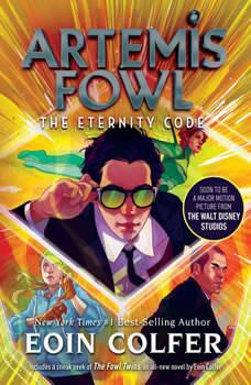 Artemis Fowl 3: The Eternity Code, Eoin Colfer