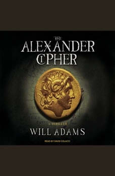 Download The Alexander Cipher A Thriller Audiobook By