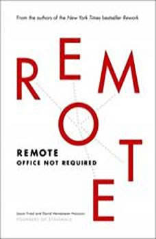 Remote: Office Not Required Office Not Required, Jason Fried