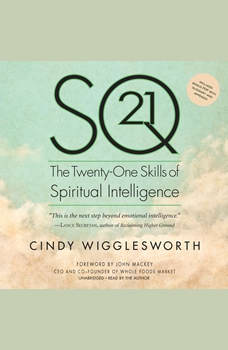 SQ21: The Twenty-One Skills of Spiritual Intelligence, Cindy Wigglesworth
