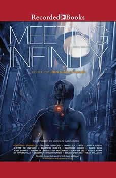 Meeting Infinity, Jonathan Strahan