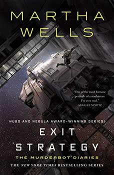 Exit Strategy, Martha Wells