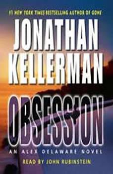 Obsession: An Alex Delaware Novel, Jonathan Kellerman