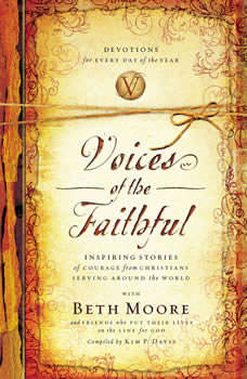 Voices of the Faithful, Beth Moore