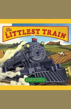 The Littlest Train, Chris Gall