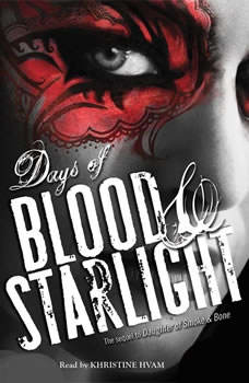 Days of Blood & Starlight, Laini Taylor