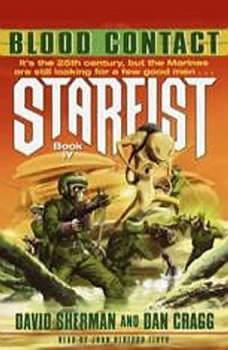 Blood Contact: Starfist, Book IV Starfist, Book IV, David Sherman