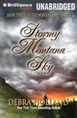 Stormy Montana Sky, Debra Holland