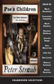Poe's Children The New Horror: An Anthology, Peter Straub