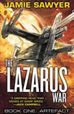 The Lazarus War: Artefact, Jamie Sawyer