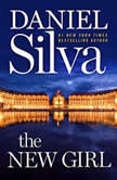 The New Girl A Novel, Daniel Silva