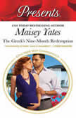 The Greek's Nine-Month Redemption, Maisey Yates