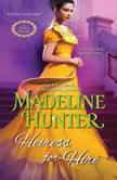 Heiress for Hire, Madeline Hunter