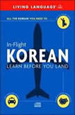 In-Flight Korean, Living Language