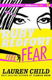 Ruby Redfort Feel the Fear, Lauren Child