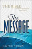 The Message Bible New Testament, Eugene H Peterson