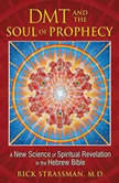 DMT and the Soul of Prophecy A New Science of Spiritual Revelation in the Hebrew Bible, MD Strassman