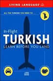 In-Flight Turkish Learn Before You Land, Living Language
