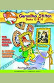 Geronimo Stilton Books #15: The Mona Mousa Code & #16: A Cheese-Colored Camper, Geronimo Stilton
