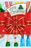Very Christmas, Simone Mets